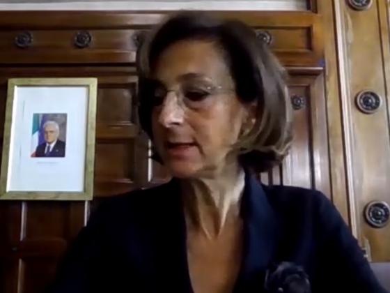 Marta Cartabia e opinione pubblica